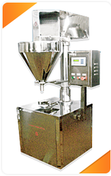 Auger Semi Powder Filler Machine