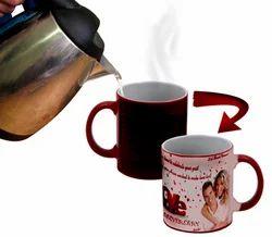 colour changing magic mug
