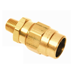 Brass Air Brake Hose Connector