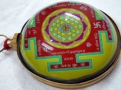 Hanging Shree Yantra