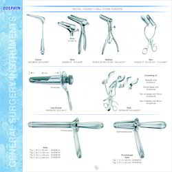 Rectal Surgery Instruments