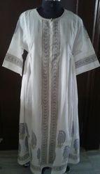 Stylish Hand Block Bhopali Tunic