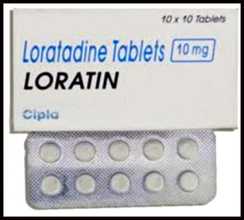 Loratadine Tablet Exporter From
