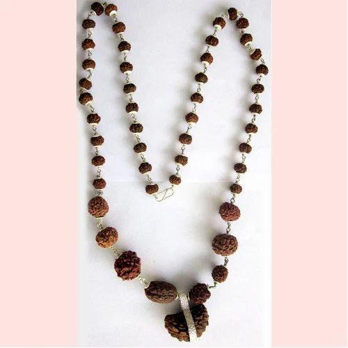 Navagrah Rudraksha Mala (1 to 9 Facet)