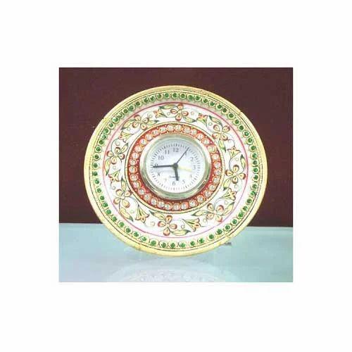 Handicraft Clock