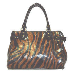 Non Woven Leather Handbag