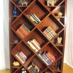 We are offering a variety of Wooden Bookshelf, which are designed ...
