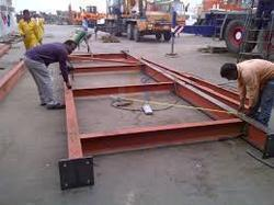 Fabrication Work for the Power Company and Cement Company