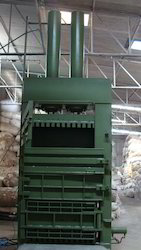 Raw Wool Baler