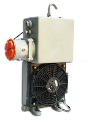 Transit Mixer Oil Cooler