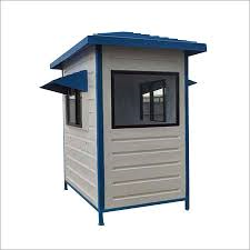 Portable Security Cabins Manufacturers Suppliers Exporters