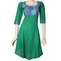 Cotton+Slim+Fit+Kurti