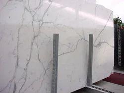 Indian White Statuario Marble