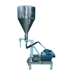 Open Body Mehndi Cone Machine