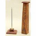 Wooden Incense Burner Towers