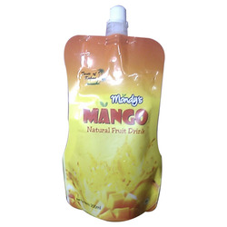 Natural Fruit Mango Drink