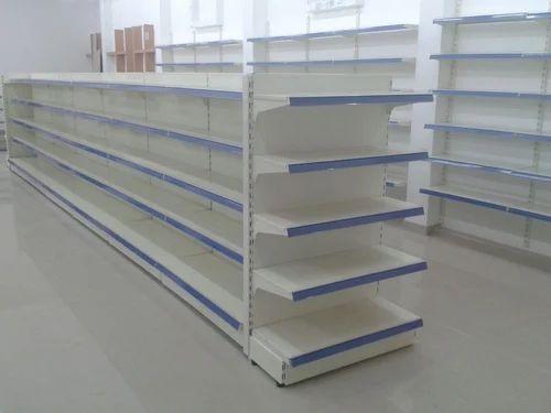 Supermarket Display Center Rack