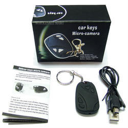 Spy Camera Car Key Camera