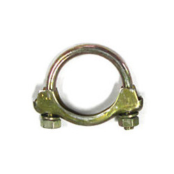 Zinc Plated Exhaust Clamps