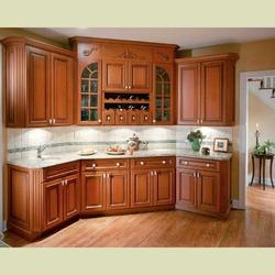 Wood Kitchen Furniture In Ahmedabad लकड क चन फर न चर अहमद ब द Gujarat Get Latest Price From Suppliers Of