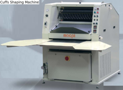 Cuffs Shaping Machine