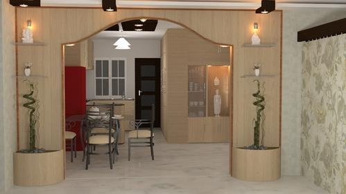 Arch Design House Home