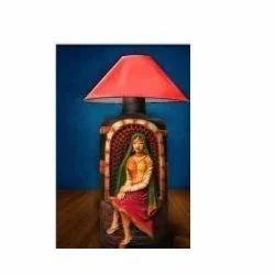 Terracotta lamp shade manufacturer from kolkata terracotta lamp shade aloadofball Image collections