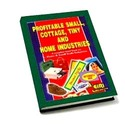 Book on Profitable Small, Cottage, Tiny and Home Industries