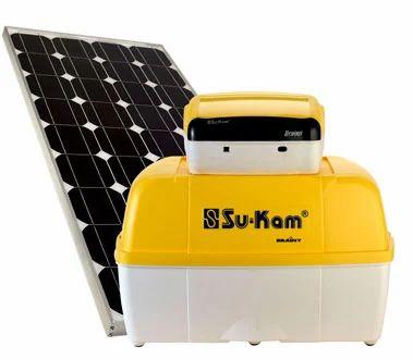 Solar Hybrid UPS Brainy