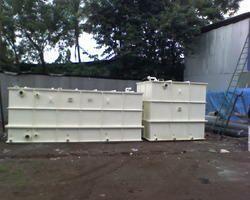 Fibreglass Water Tanks
