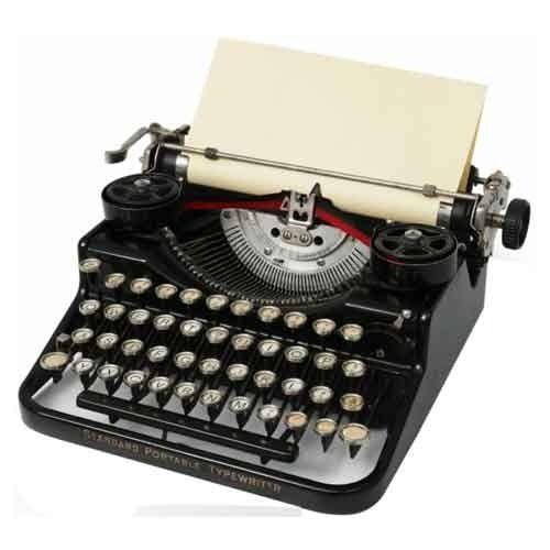 typewriter에 대한 이미지 검색결과