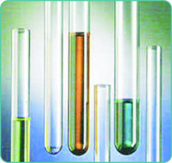 Test Tubes Round Bottom With Rim