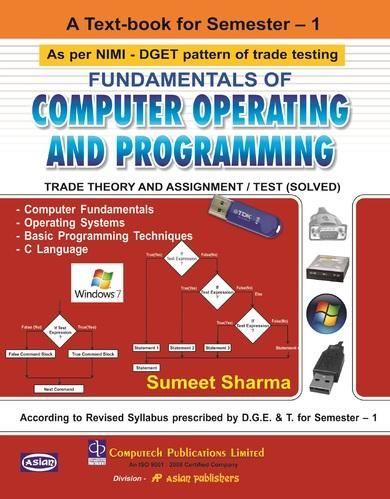 Fundamentals of Computer Operating and Programing