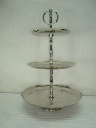 Metal Cake Stand