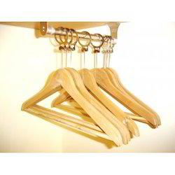 Wooden Anti Theft Hanger