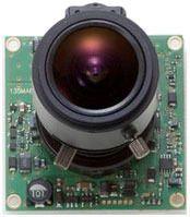 W-02CDB3 Color Board Camera