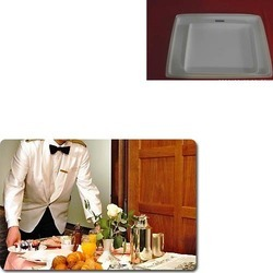 Acrylic Counter Tray for Hotels