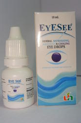 Lubricating Herbal Eye Drops
