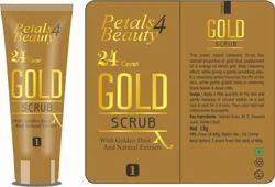 Petals 4 Beauty - 24 Carat Gold Face Brightening Kit