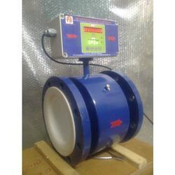 Installation Of Electromagnetic Flow Meter