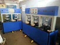 Areca Plate Making 5 Set Type Model Machine