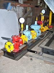 Boiler Gas Train