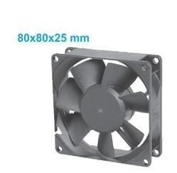 DC Flow Fans 80x80x25