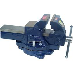 swivel type bench vice