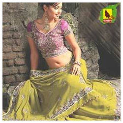 Double Blouse Sarees