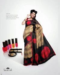 Classical Elegance Designer Printed Sarees
