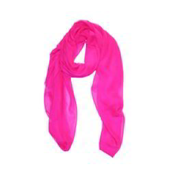 Pink Neon Color Stoles