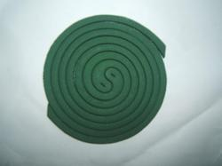 green mosquito repellent coil