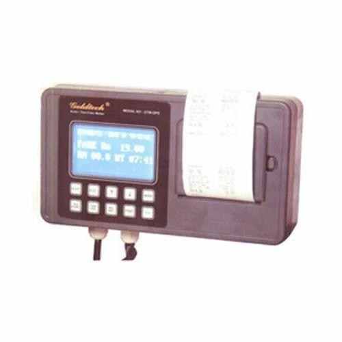 GPS Based Taxi Meter