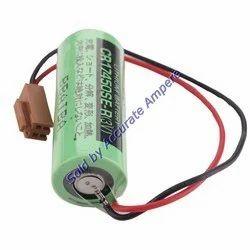 Sanyo Cr17450se-r 3v Limno2 Fanuc Cnc Lithium Battery